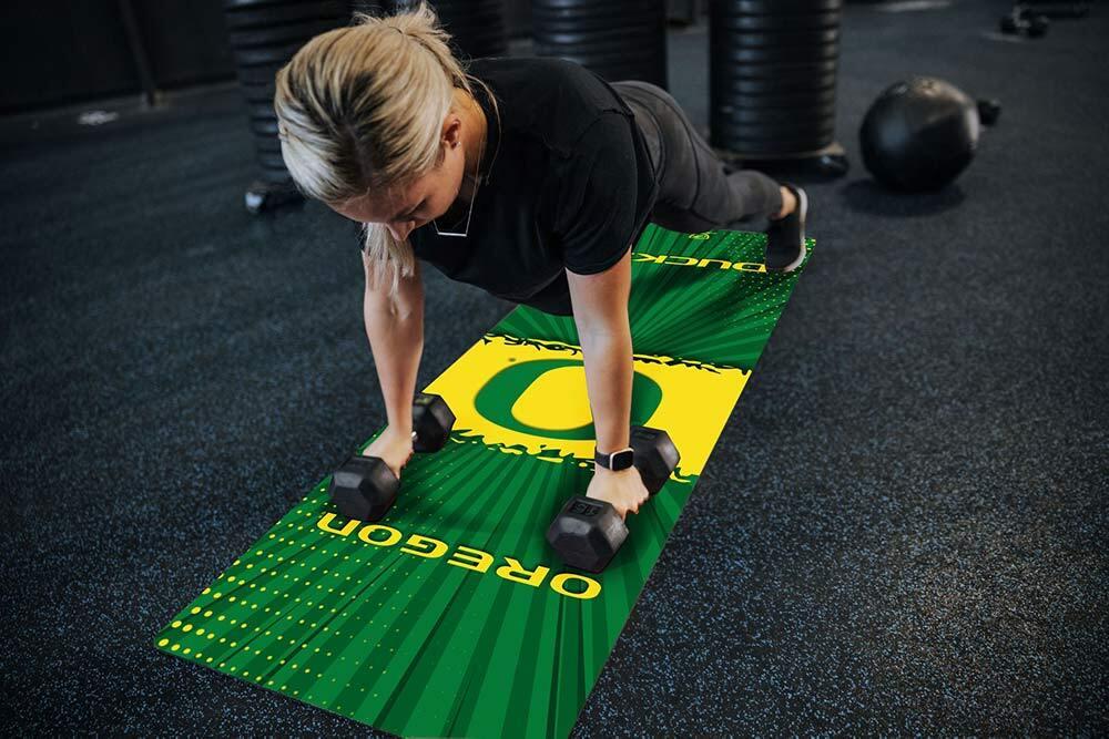 baylor exercise mat